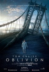 Oblivion: The IMAX Experience Movie Poster