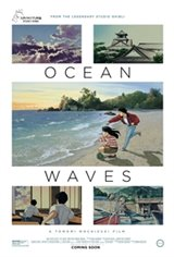 Ocean Waves (Subtitled) Movie Poster