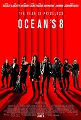 Ocean's 8 Affiche de film