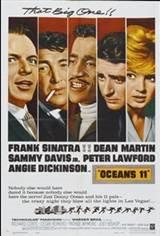 Ocean's Eleven (1960) Movie Poster