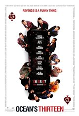 Ocean's Thirteen Movie Poster Movie Poster