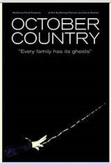 October Country Movie Poster