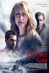 October Gale Movie Poster Movie Poster
