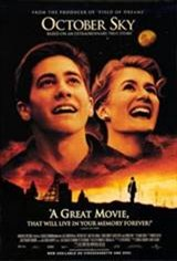 October Sky Movie Poster