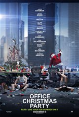 Office Christmas Party Affiche de film