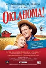 Oklahoma! - 60th Anniversary Movie Poster