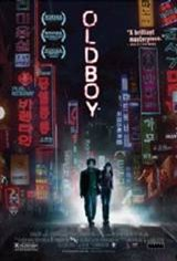 Old Boy Movie Poster