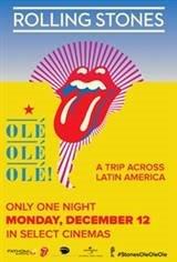 Olé Olé Olé!: A Trip Across Latin America Movie Poster