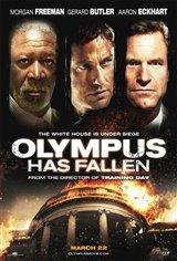Olympus Has Fallen Movie Poster