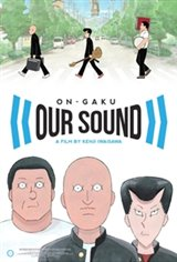 ON-GAKU: Our Sound Movie Poster Movie Poster