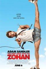 On ne rigole pas avec le Zohan Movie Poster
