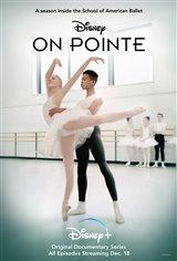 On Pointe (Disney+) Movie Poster