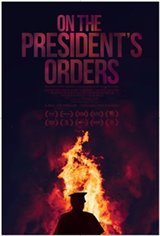 On The President's Orders Affiche de film