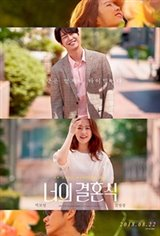 On Your Wedding Day (Neoui Gyeolhonsik) Affiche de film