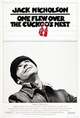 One Flew Over the Cuckoo's Nest Large Poster