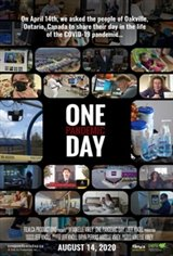 One Pandemic Day Large Poster