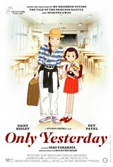 Only Yesterday (v.o.a.) Affiche de film