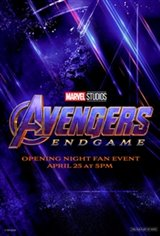 Opening Night Fan Event - Avengers: Endgame Large Poster