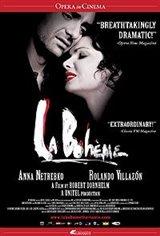 Opera in Cinema: La Boheme (Puccini) Movie Poster