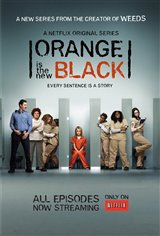 Orange is the New Black: Season 1 (Netflix) Movie Poster