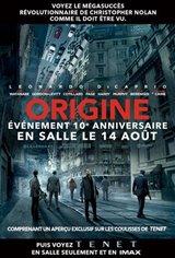 Origine: 10ieme anniversaire -- l'expérience IMAX Large Poster