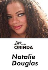 Orinda Concert Series: Natalie Douglas Live Large Poster