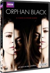 Orphan Black: Season One Movie Poster Movie Poster