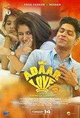 Oru Adaar Love Large Poster