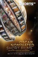 Oscar Shorts: Documentary Movie Poster