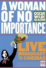 Oscar Wilde Season: A Woman of No Importance Large Poster