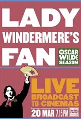 Oscar Wilde Season: Lady Windermere's Fan Affiche de film