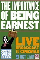 Oscar Wilde Season: The Importance of Being Earnest Large Poster