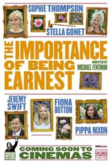Oscar Wilde Season: The Importance of Being Earnest Movie Poster