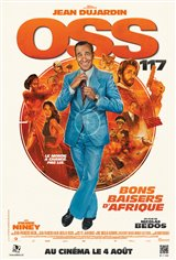 OSS 117: From Africa With Love Affiche de film
