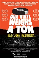 Our Vinyl Weighs a Ton: This Is Stones Throw Records Movie Poster