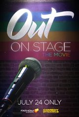 OUT on Stage Large Poster