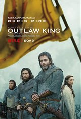 Outlaw King (Netflix) Affiche de film
