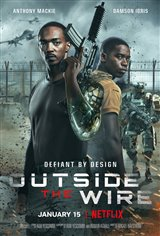 Outside the Wire (Netflix) Movie Poster