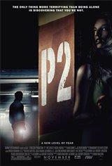 P2 Movie Poster Movie Poster