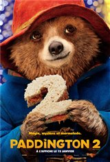 Paddington 2 (v.f.) Affiche de film