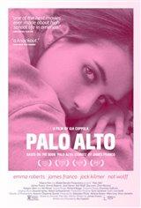 Palo Alto Movie Poster