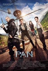 Pan Movie Poster