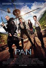 Pan (v.f.) Affiche de film