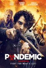 Pandemic (aka Alone) Movie Poster Movie Poster