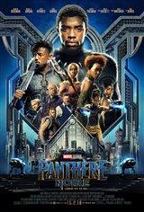 Panthère Noire Movie Poster