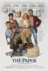 Paper, The (1994) Movie Poster