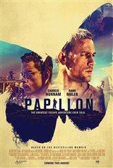 Papillon (v.o.a.) Affiche de film