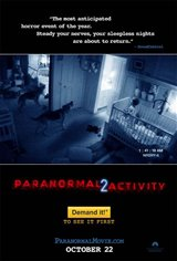 Paranormal Activity 2 Movie Poster Movie Poster
