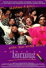 Paris is Burning Movie Poster Movie Poster