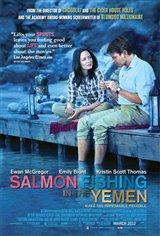 Partie de pêche au Yémen Affiche de film